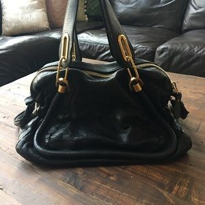 Authentic Chloe Paraty medium handbag